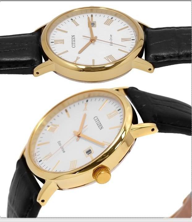 Đồng hồ Citizen EW1282-03A nữ dây da
