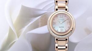 Đồng hồ Citizen nữ EX1122-58D