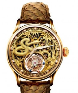 Đồng hồ đeo tay Tourbillon