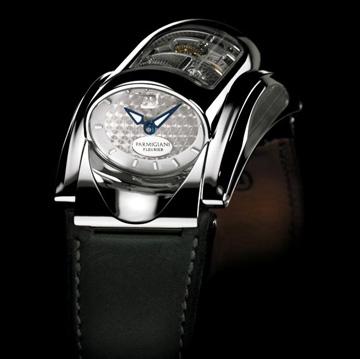 Đồng hồ đẹp Bugatti Type 370 mặt xám