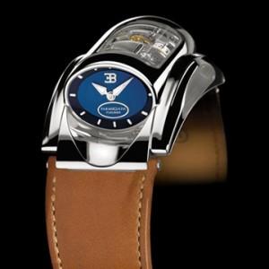 Đồng hồ đẹp Bugatti Type 370 mặt xanh