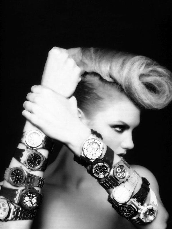 Đồng hồ hàng hiệu phong cách