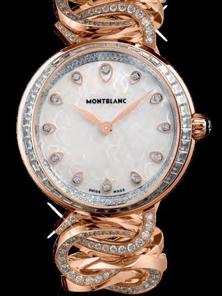 Đồng hồ hiệu Mont Blanc