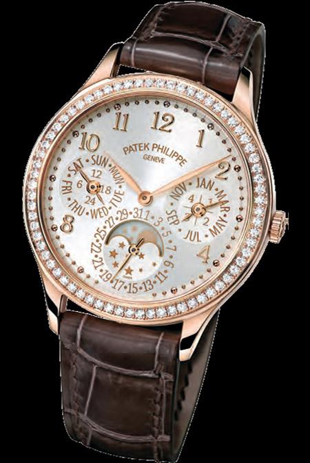 Đồng hồ hiệu Patek philippe