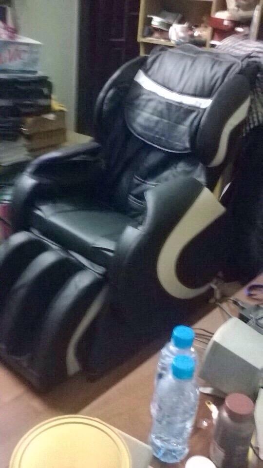 Ghế massage toàn thân Shachu 996 công nghệ hiện đại