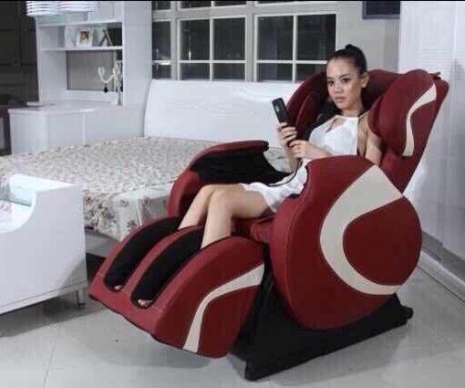 Ghế massage toàn thân Shachu 996
