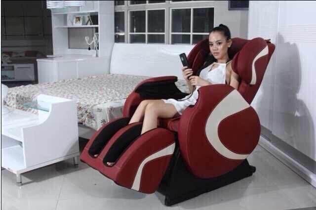 ghế massage toàn thân takasima độc đáo