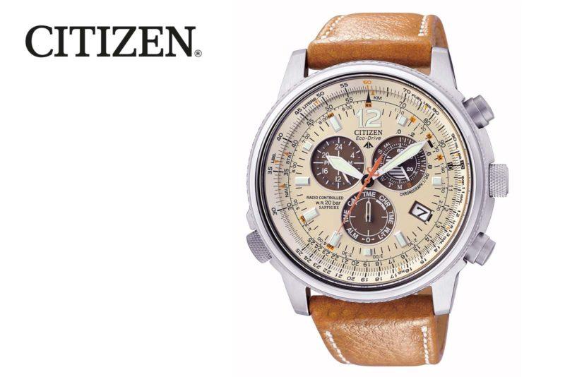 Bộ sưu tập đồng hồ Citizen Eco-Drive đỉnh cao của công nghệ