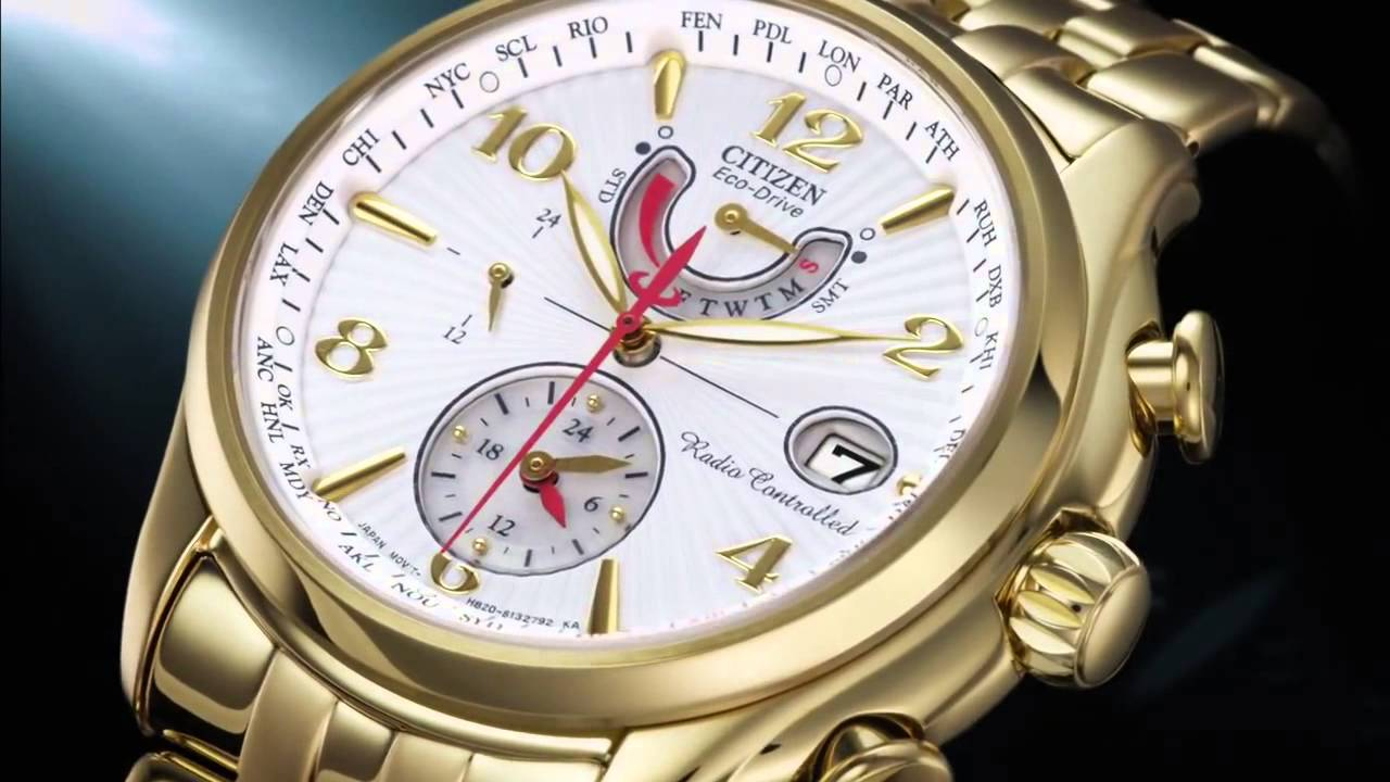Đồng hồ nữ Citizen FC0002-53A