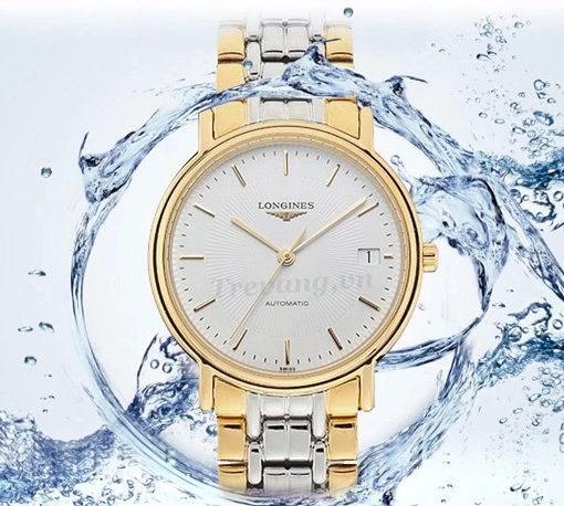 Đồng hồ Longines L4.821.2.18.7 chống nước 3 bar