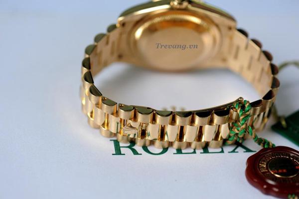 Đồng hồ Rolex Datejust full gold vòng dây