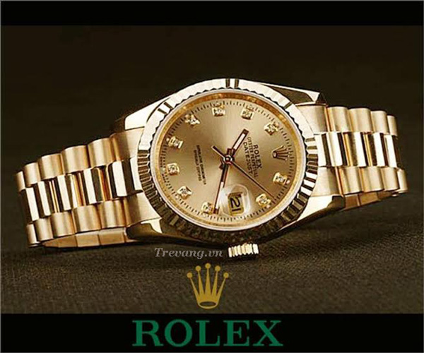 Đồng hồ Rolex Datejust full gold
