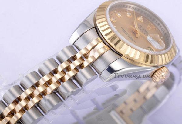 Đồng hồ Rolex Datejust Demi dây đeo