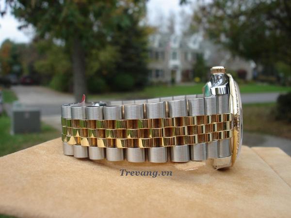 Đồng hồ Rolex nam Datejust Demi dây đeo