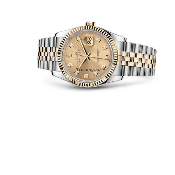 Đồng hồ Rolex Datejust Demi đẹp tinh tế
