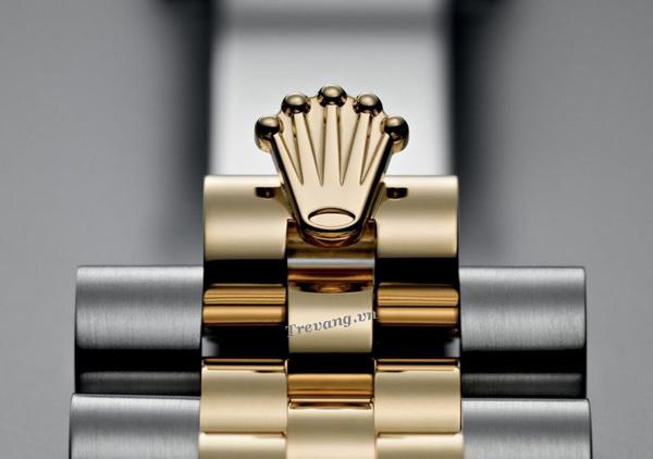 Đồng hồ Rolex Datejust Demi logo
