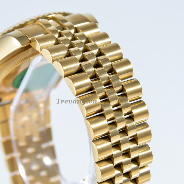 Đồng hồ Rolex nam Datejust Full Gold Day Date dây đeo