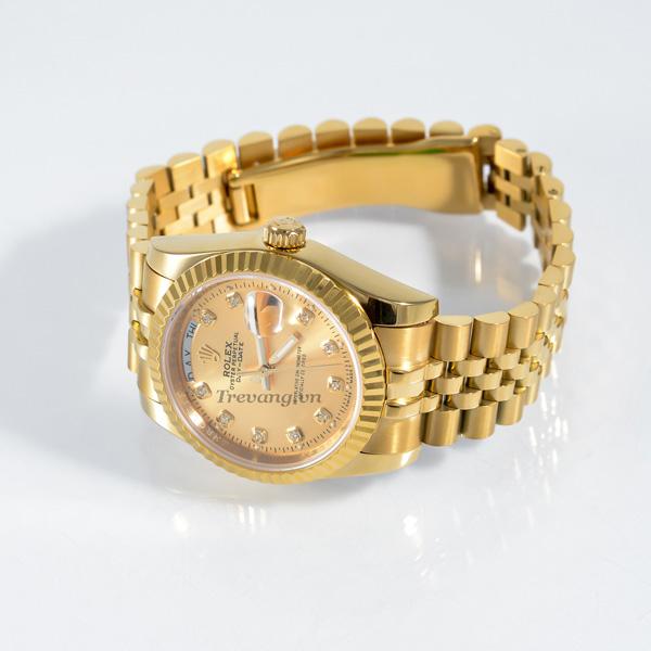 Đồng hồ Rolex nam Datejust Full Gold Day Date đẹp tinh xảo