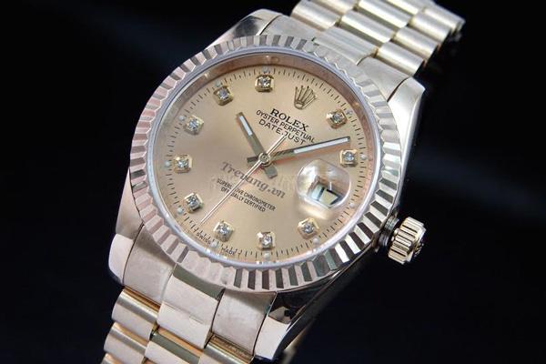 Đồng hồ Rolex Datejust full gold nam