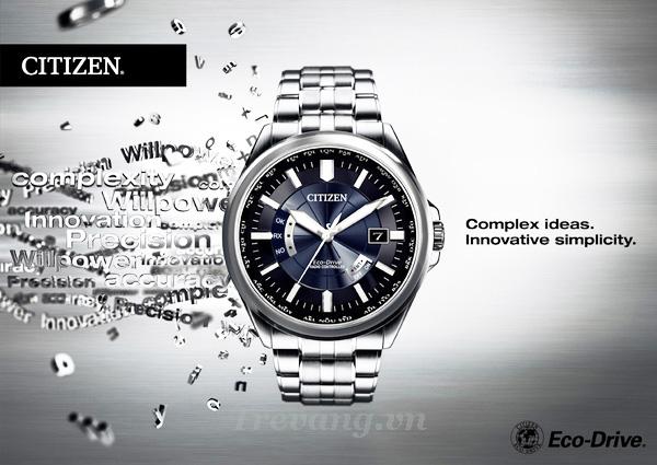 Đồng hồ Citizen CB0011-51L đẳng cấp