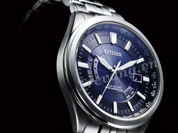 Đồng hồ Citizen CB0011-51L mặt số phức tạp