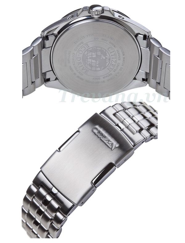 Đồng hồ Citizen CB0011-51L thiết kế mặt sau