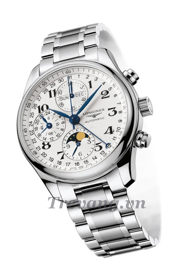 Đồng hồ Longines nam L2.673.4.78.6 Automatic Sapphire