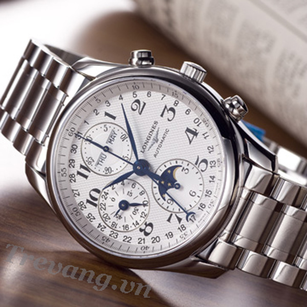 Đồng hồ Longines nam L2.673.4.78.6 Automatic thép 316L