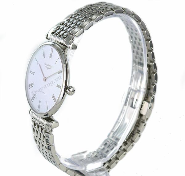 Đồng hồ Longines nam L4.708.4.11.6 dây đeo thép