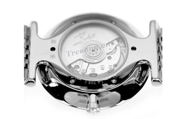 Đồng hồ Longines nam L4.708.4.11.6 thiết kế mặt sau