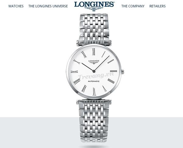 Đồng hồ Longines nam L4.708.4.11.6