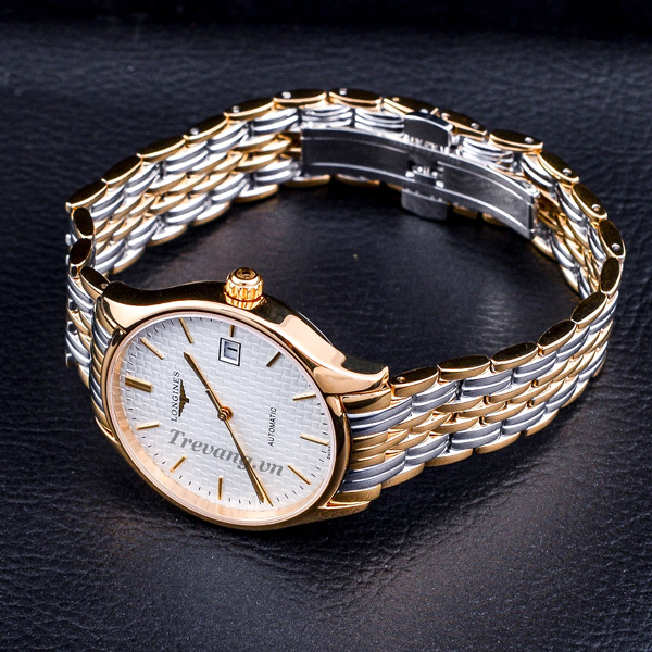 Đồng hồ Longines nam L4.760.2 Automatic sapphire