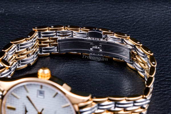 Đồng hồ Longines nam L4.760.2 chốt khoá thời trang