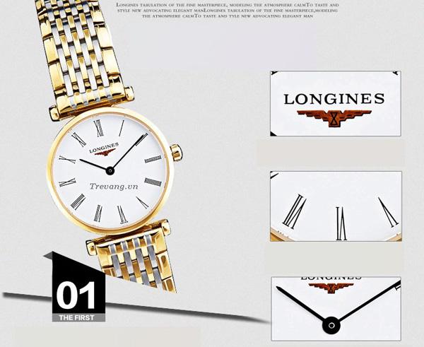 Đồng hồ Longines nữ L4.209.2.11.7 Thuỵ Sỹ