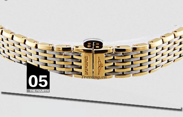 Đồng hồ Longines nữ L4.209.2.11.7 dây đeo