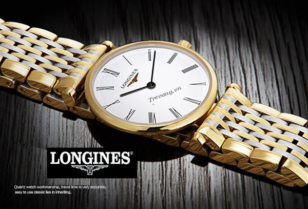 Đồng hồ Longines nữ L4.209.2.11.7 đẹp tinh xảo