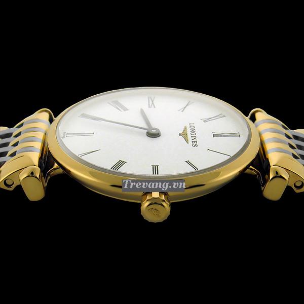 Đồng hồ Longines nữ L4.209.2.11.7 độ mỏng
