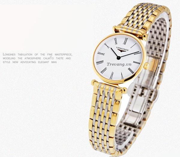Đồng hồ Longines nữ L4.209.2.11.7 sang trọng
