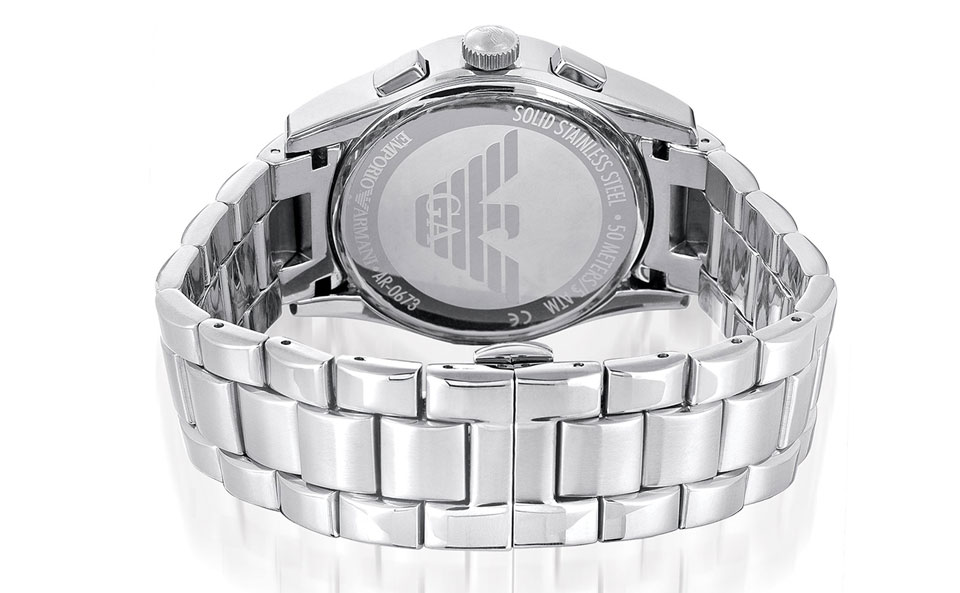 Đồng hồ nam Armani AR0673 máy quartz