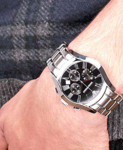 Đồng hồ nam Armani AR0673 phong cách mạnh mẽ