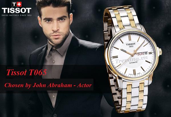 Đồng hồ Tissot T065.430.22.031.00 cao cấp Thuỵ Sỹ