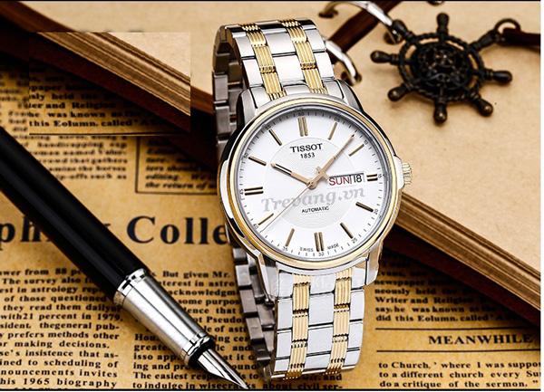 Đồng hồ Tissot T065.430.22.031.00 mạ vàng PVD