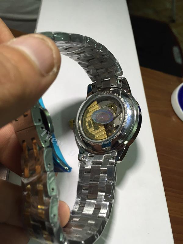 Đồng hồ Tissot T065.430.22.031.00 Automatic mặt sau