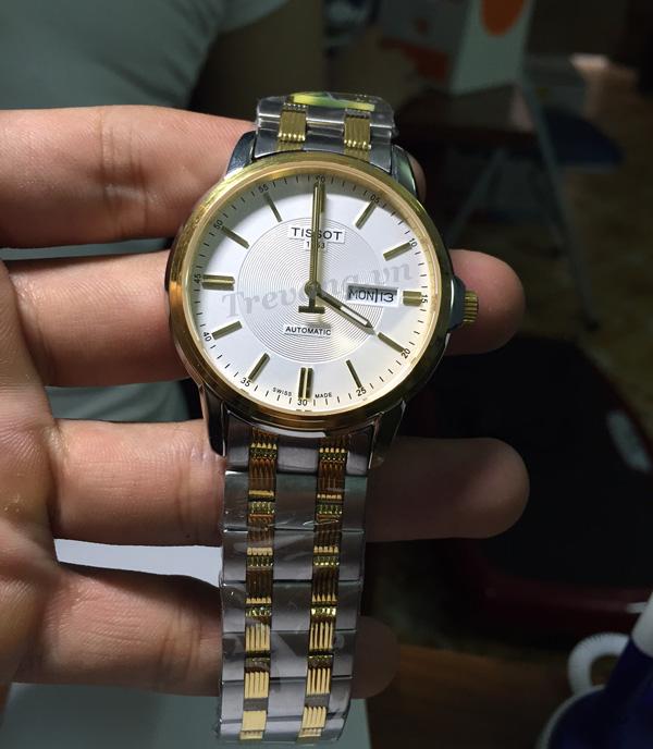 Đồng hồ Tissot T065.430.22.031.00 Automatic sapphire