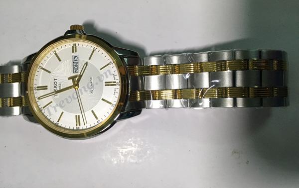 Đồng hồ Tissot T065.430.22.031.00 thiết kế sang trọng