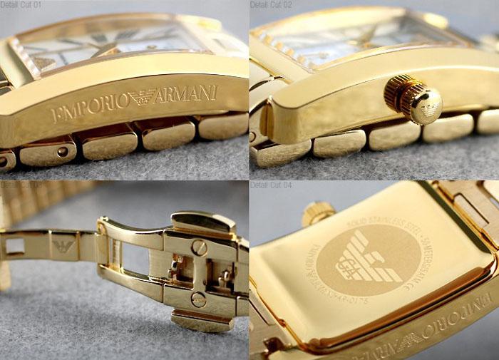 Đồng hồ Armani nữ AR175 chi tiết