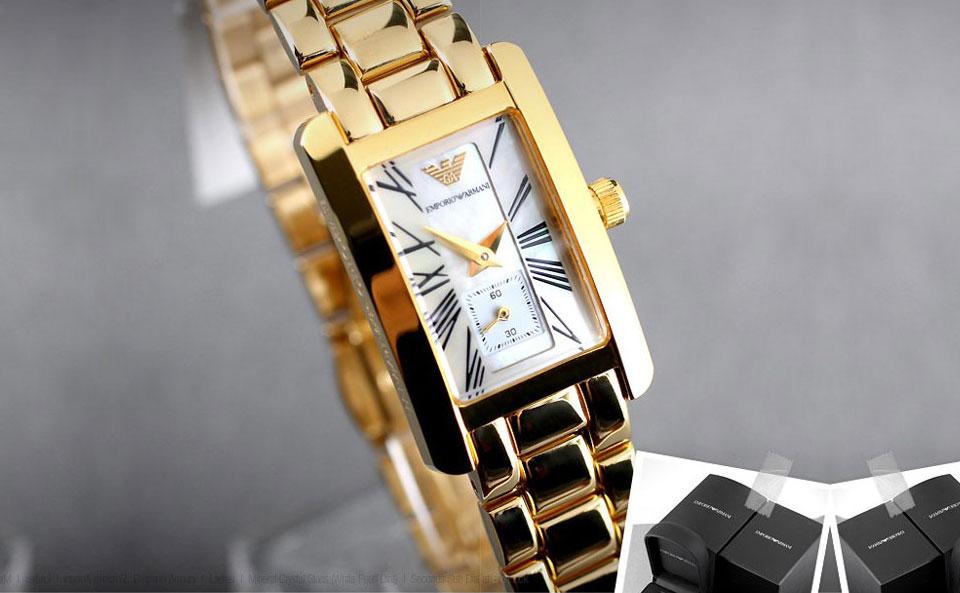 Đồng hồ Armani nữ AR175 đẹp
