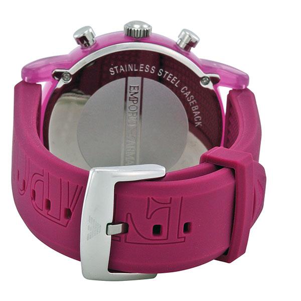 Đồng hồ Armani AR1059 dây cilicone mềm