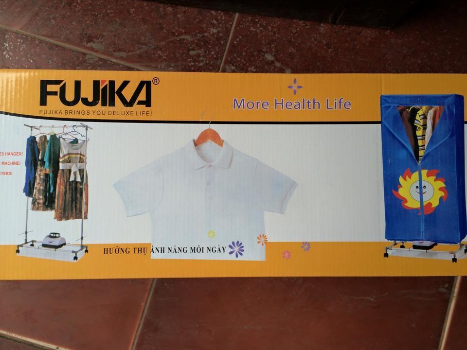 Tủ sấy quần áo Fujika hộp