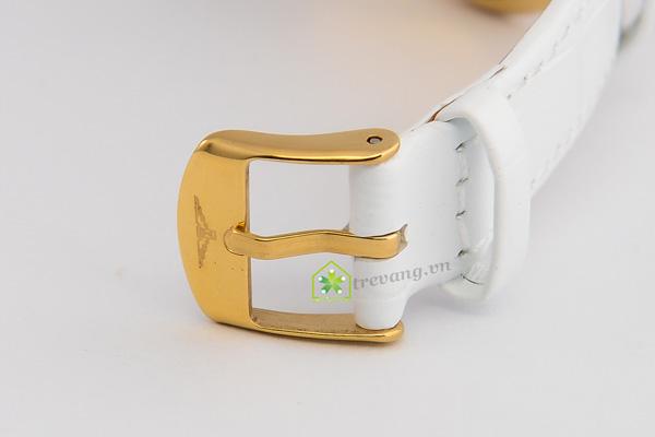 Đồng hồ Longines nữ L4.635.2 chốt gài mạ vàng